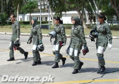 Brave PAF Girls