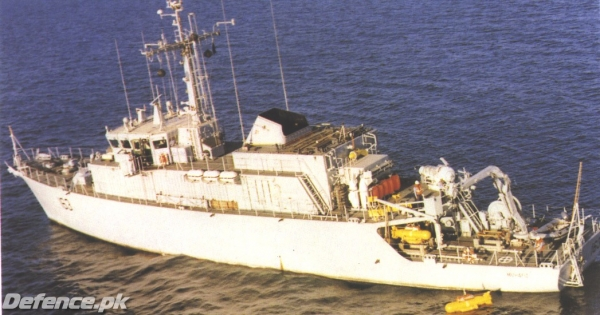 PNS Muhafiz (Mine Hunter)