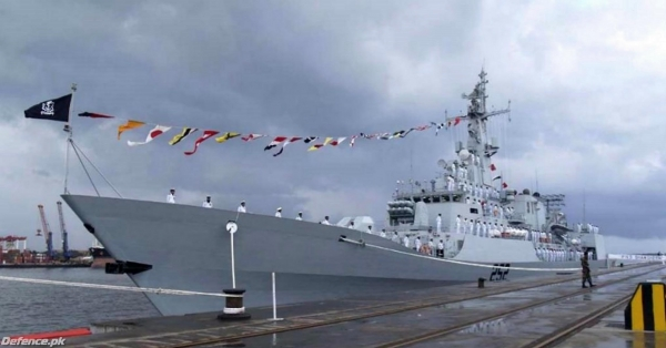 Pakistan Navy to Commission fourth F-22P Frigate