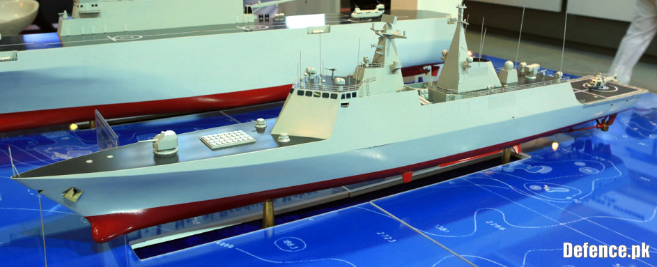 Chinese New High Performance Frigate export pakistaChinese New High Performance Frigate (2).jpg