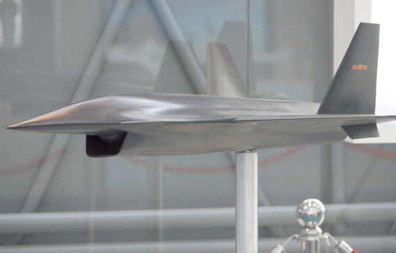 Chinese stealth drone project - Dark Arrow (4).jpg