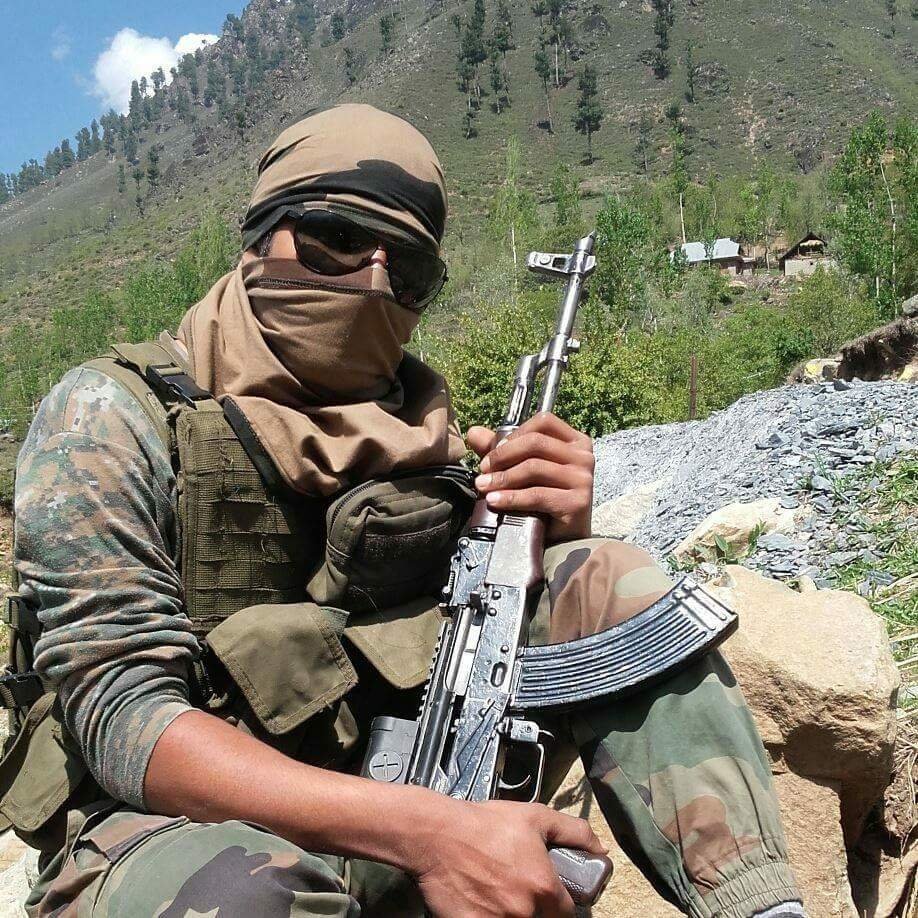 Most Elite and Covert Special Force Unit of Indian Paramilitary - Special Frontier Force (SFF) - SG aka Maverick