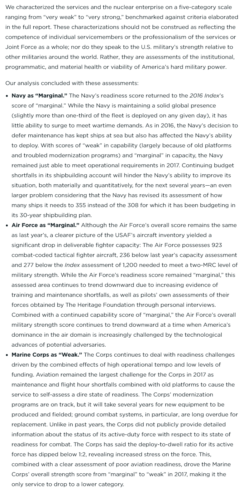 Heritage 2018 Index of U.S. Mil Strength - ExSummary - Part 1.png