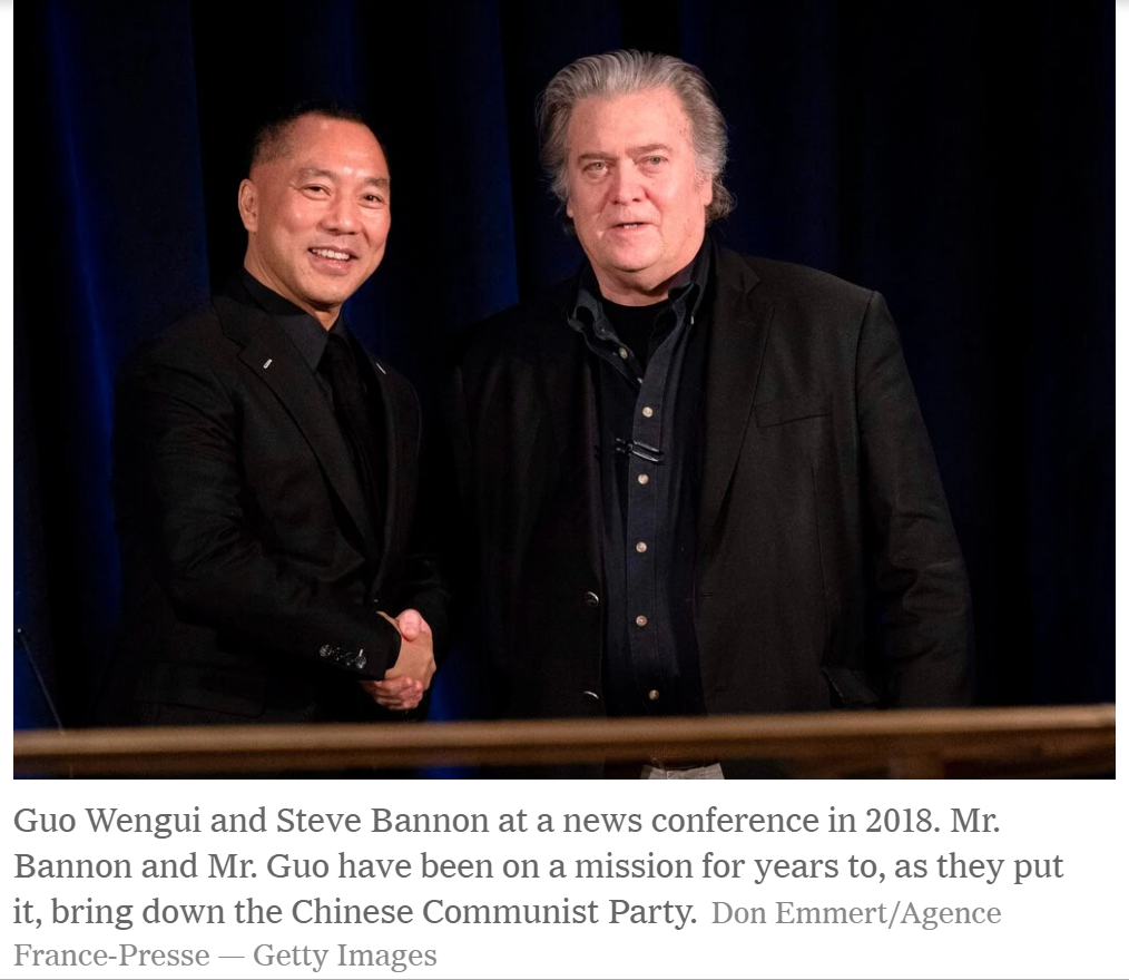 How Steve Bannon and a Chinese Billionaire Created a Right-Wing Coronavirus Media Sensation - ...png