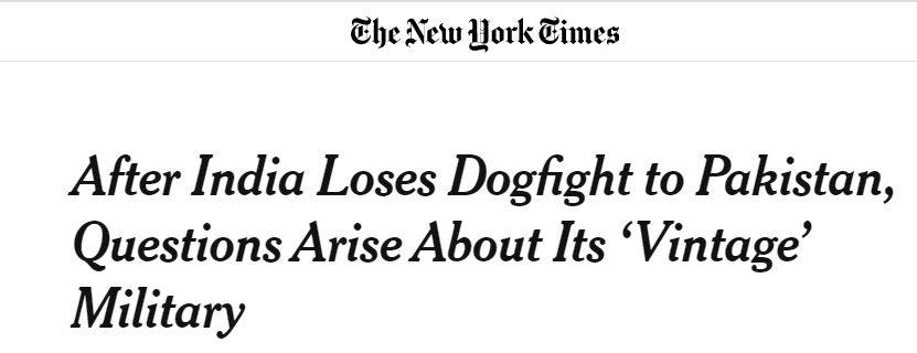 India lost dogfight to Pak.png