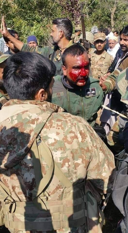 Indian Wing Commander Bloodied and Captured 2.jpg
