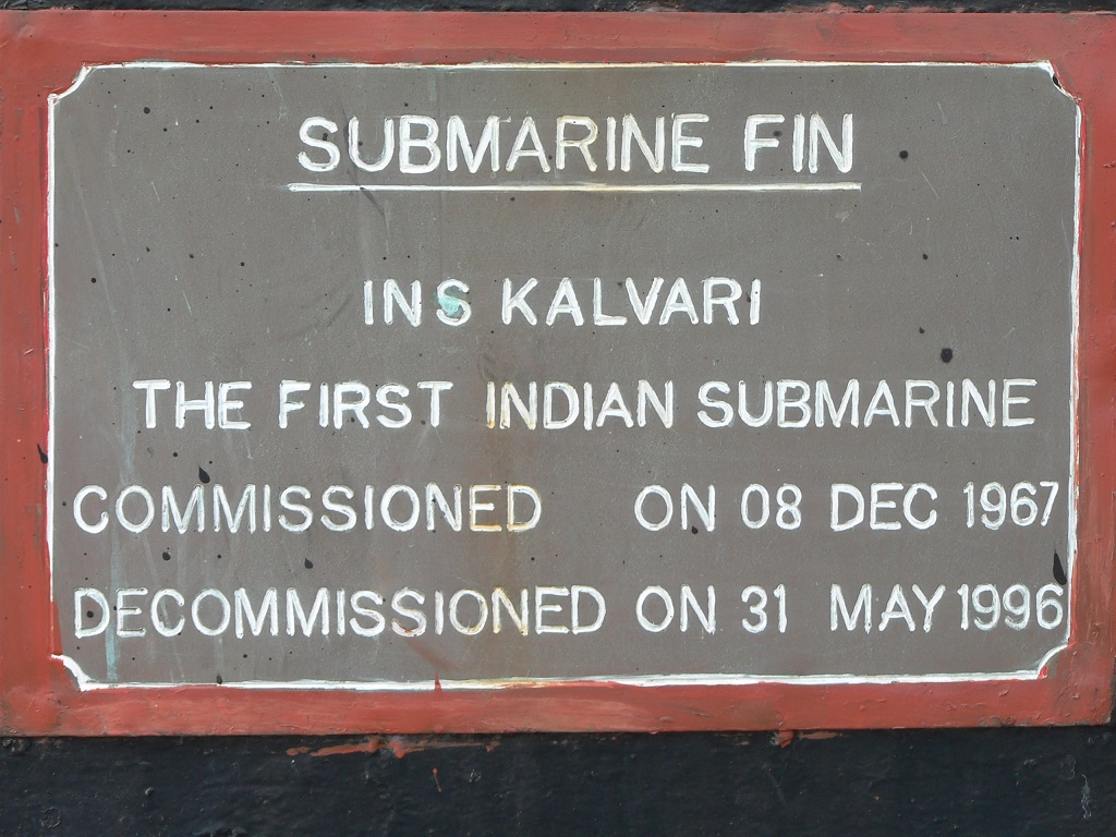 INS_Kalvari_Submarine_Fin_at_RK_Beach_04.jpg