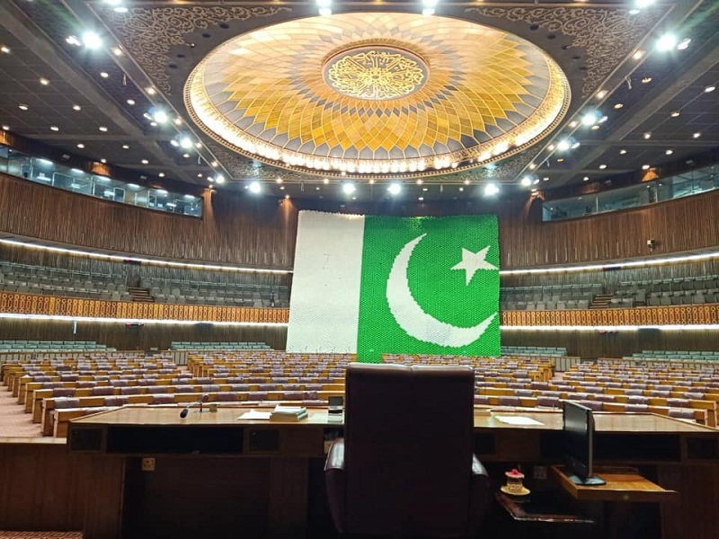 Parliamentary supremacy in Pakistan