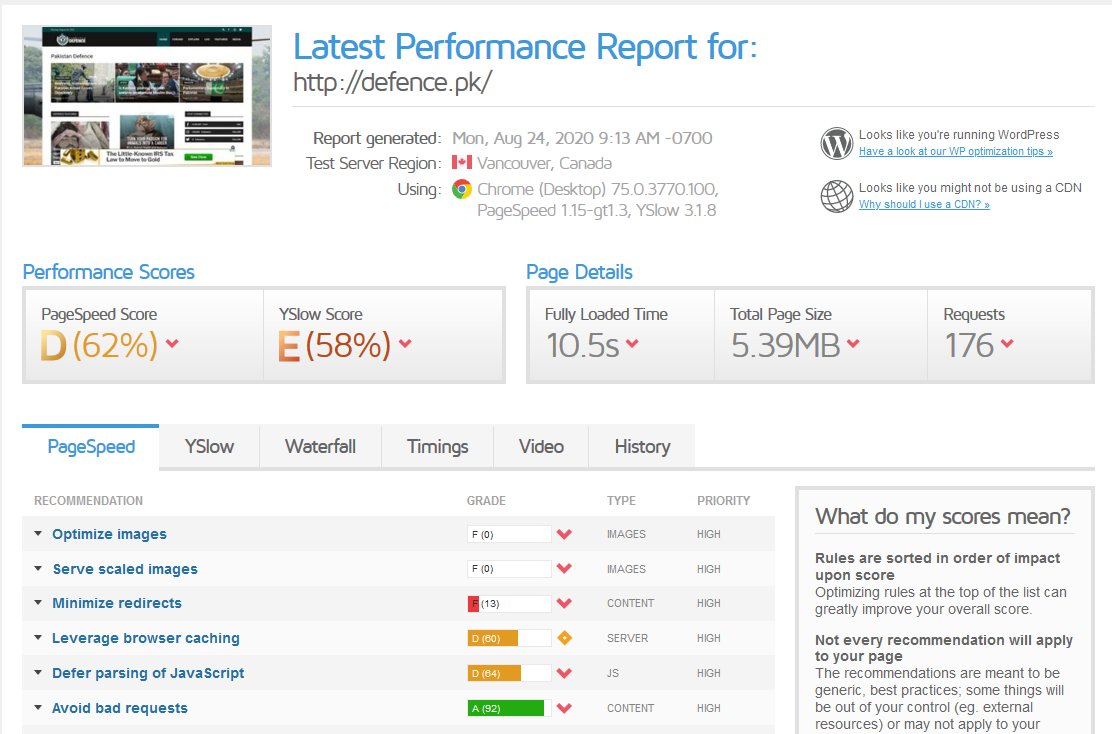 Screenshot_2020-08-24 GTmetrix Performance Report D (62%) E (58%).png