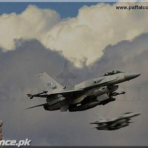 Pakistan Air Force Wallpaper