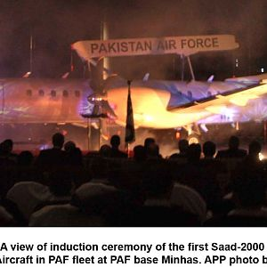 SAAB for Pakistan