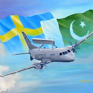 PAF Paintings