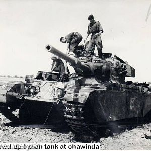 Pakistan India War 1965