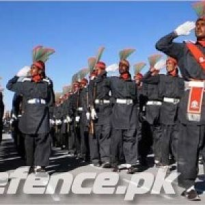 Frontier Corps Balochistan Parade