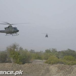 Search Operation - Frontier Corps Balochistan