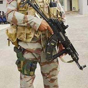 Pakistan special forces | Special Operations Wing