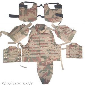 Pakistan Army Interceptor Body armour