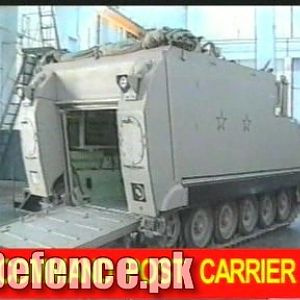 Command Post Carrier