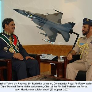 Commander Royal Air Force of Oman