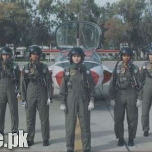 Batch of Lady Pilots