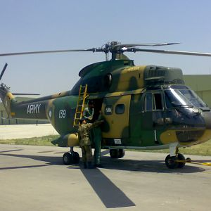 army aviation base rawalpindi mi 17 uh 1h