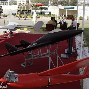 Pakistani Unmanned Aerial Vehicles (UAVs)