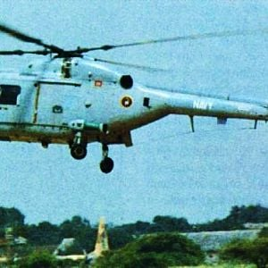 Westland Sea Lynx HAS.Mk3