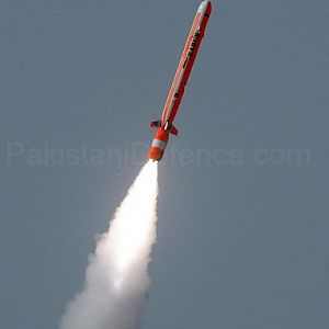 Babar Crusie Missile