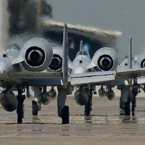 USAF A-10 Ugly-Bolts