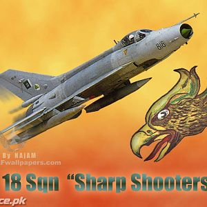 No.18 Sqn Wallpaper