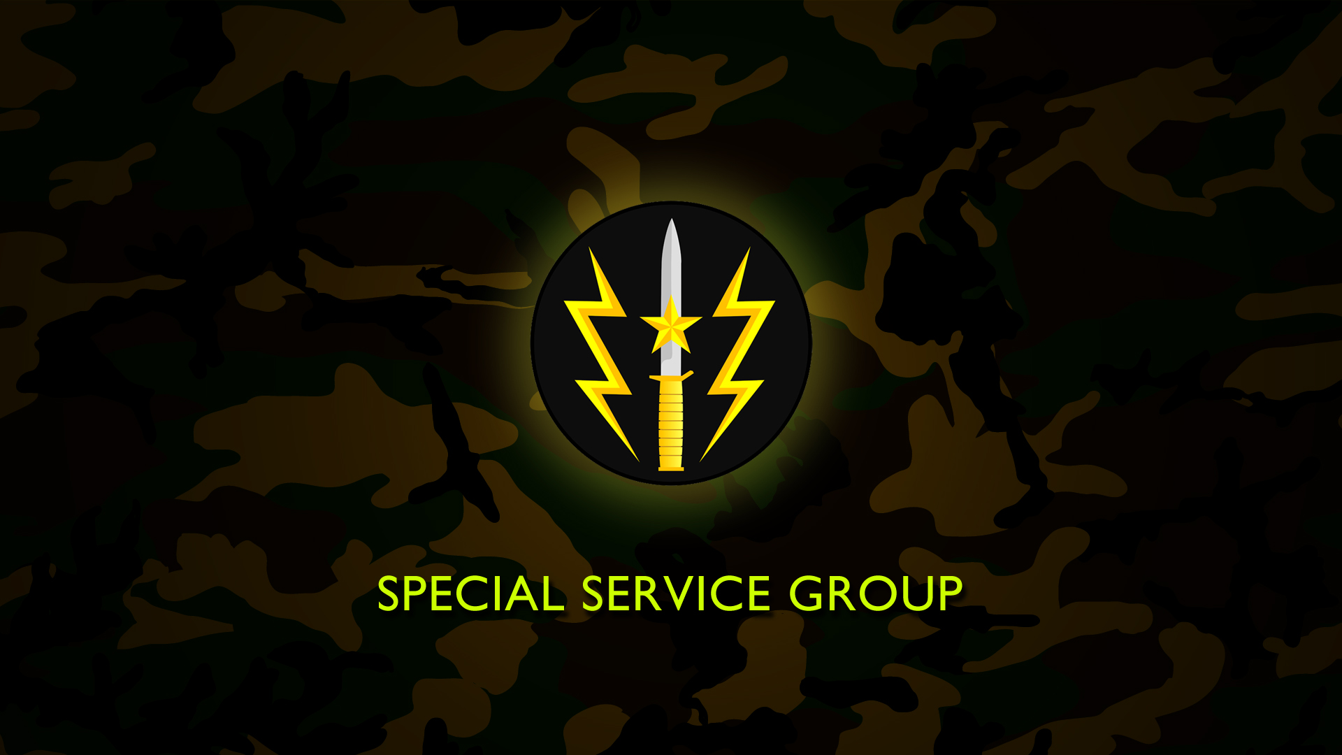 Army Special Forces Logo Wallpaper