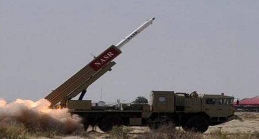 """Pakistan to test ballistic missile """"Nasr"""" by the end of this"""